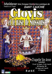 Clovis et le nase de Soissons
